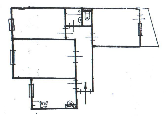 продажа трехкомнатной квартиры номер A-157423 в Суворовском районе, фото номер 1